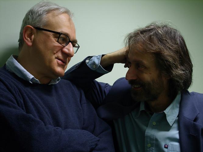 Vincenzo Jacomuzzi e Bruno Maria Ferraro