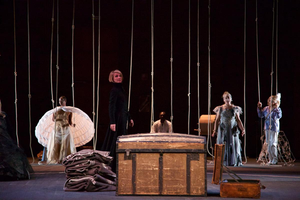 San Vittore Globe Theatre Atto II: Le Tempeste